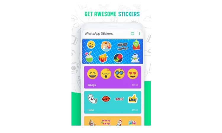Funny sticker packs step3