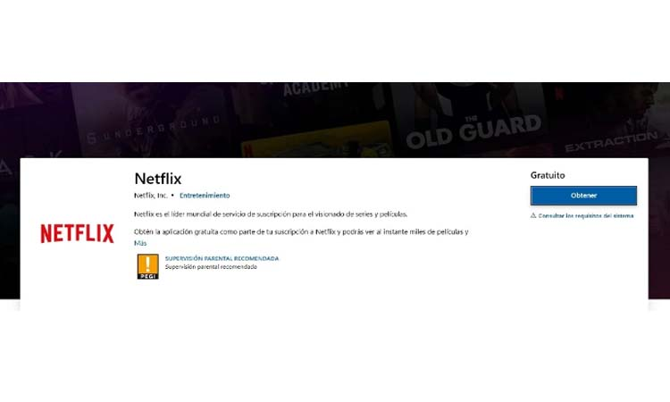 How to download Netflix series and movies on PC step1