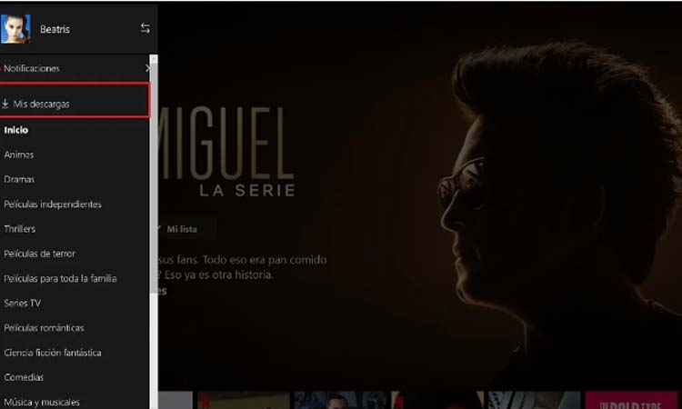 How to download episodes of a Netflix series automatically step2