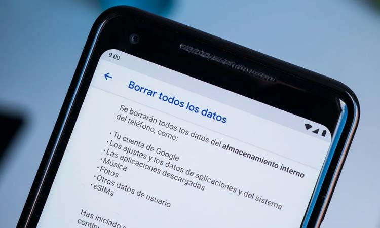 How to format your Android mobile and leave it as new