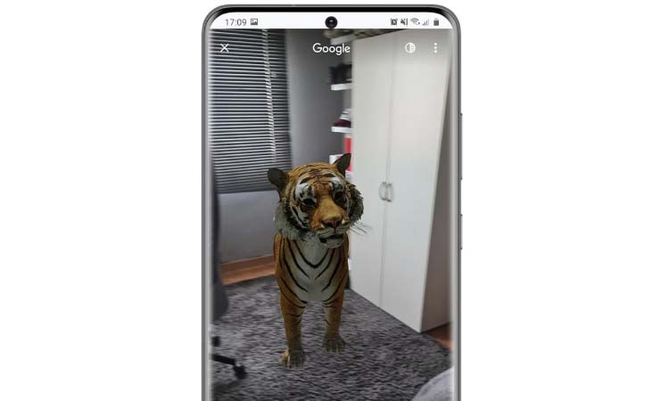 How to see 3D animals at home with augmented reality and your mobile
