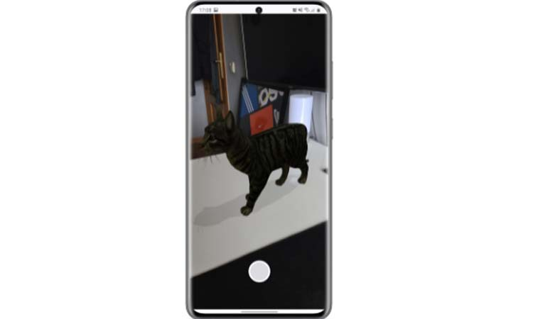 How to see animals in augmented reality with your mobile 1