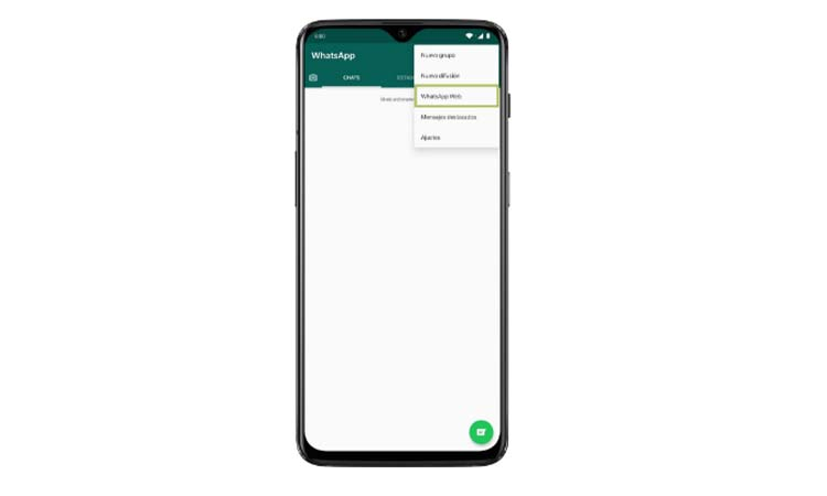 How to use WhatsApp Web on your computer 1 step2