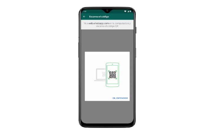 How to use WhatsApp Web on your computer 1 step3