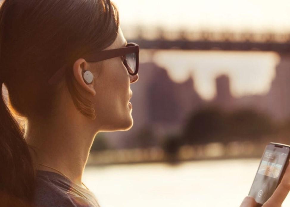 Listening to FM radio with Bluetooth headphones