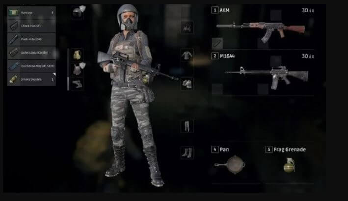 PUBG Buildings Not Loading Fix - Use the Inventory Hack