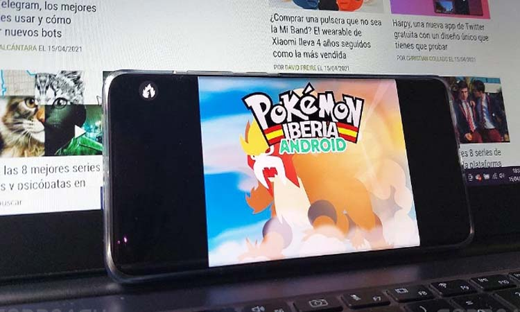 Pokemon Iberia play Pokemon made in Spain on Android