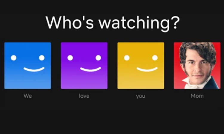 Share Netflix account using profiles what are the limitations What does Netflix say about it