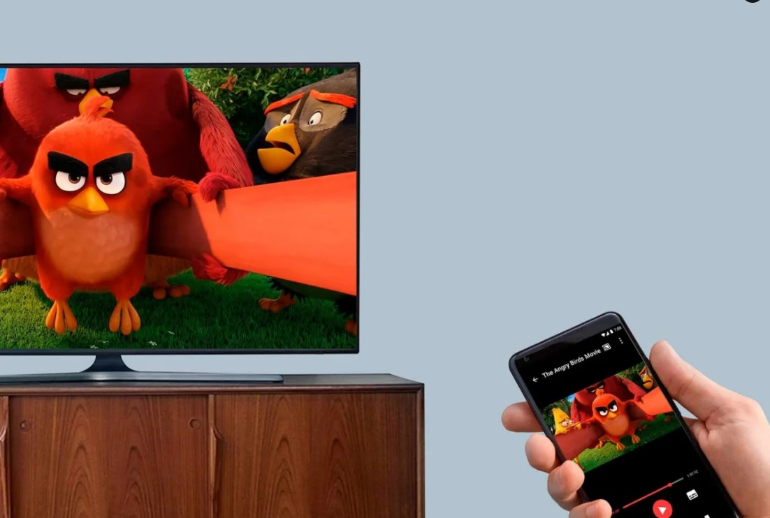 So you can watch Amazon Prime series and movies on your TV with Chromecast
