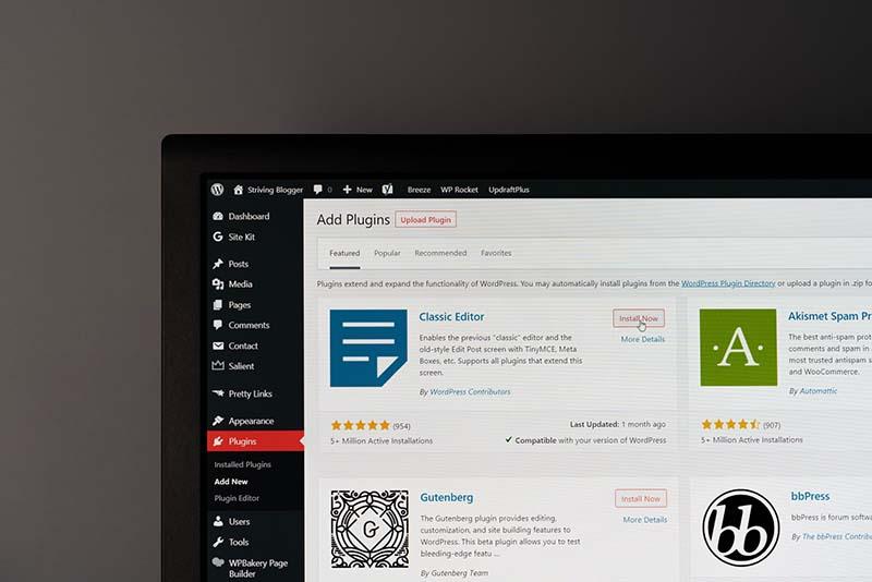 Top 10 Alternatives to WordPress