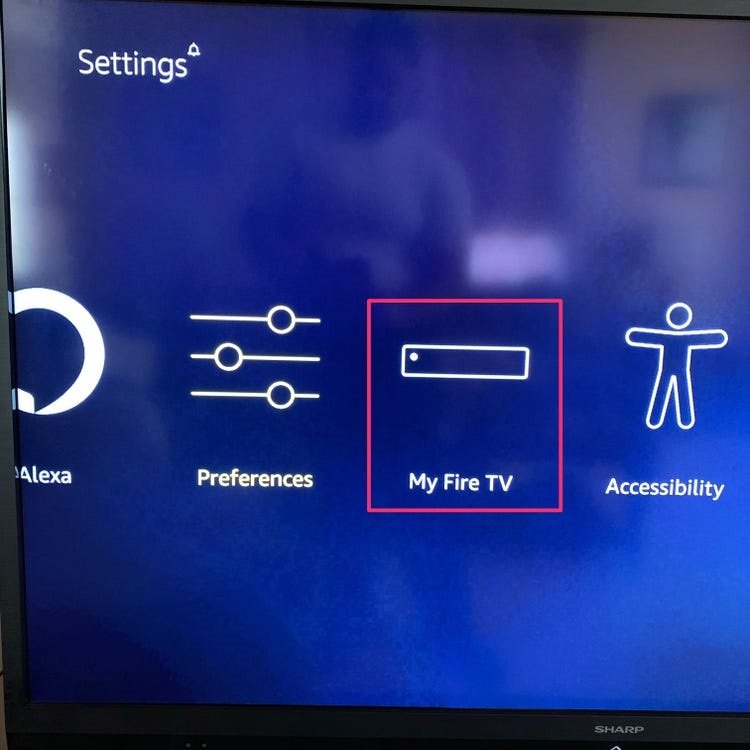 Update Your Fire TV Stick Software