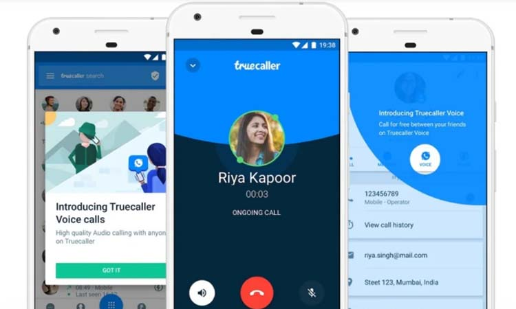 Use TrueCaller to know who is calling you