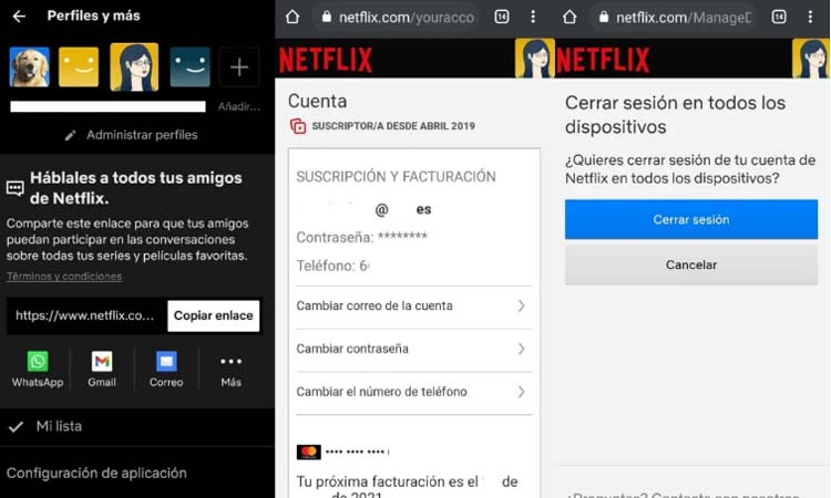 What are the real risks of sharing Netflix account