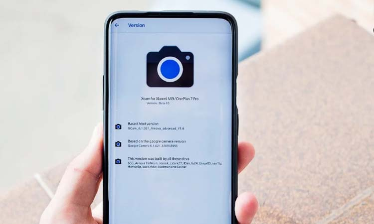 Where to download the modified Google camera app