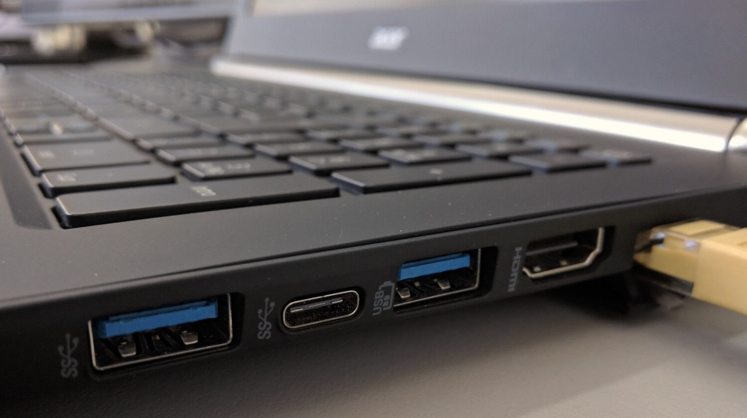 fix device not migrated USB error - Step 1