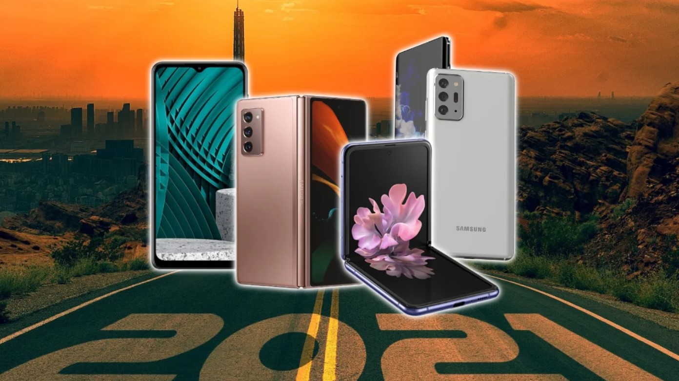 8 Samsung mobiles that will mark the next 2021