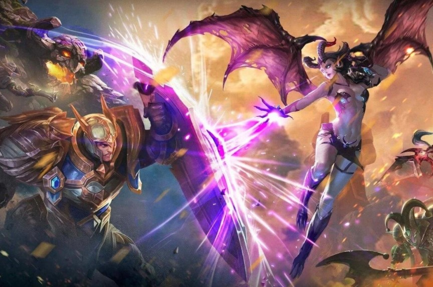 9 great MOBA games for Android that you have to try right now