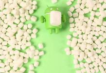 A partir de Android 6.0 Marshmallow