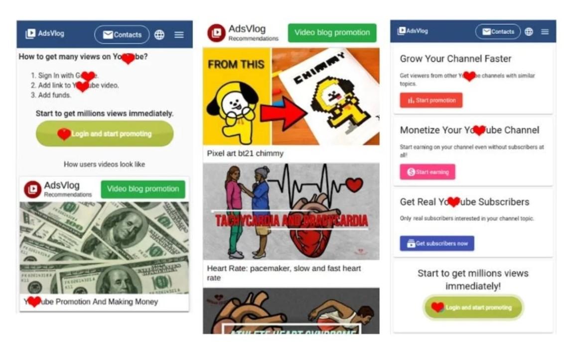 AdsVlog Your Channel Promotion