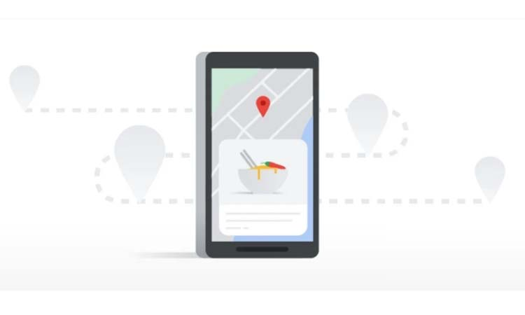 Advantages of activating the history of Google Maps