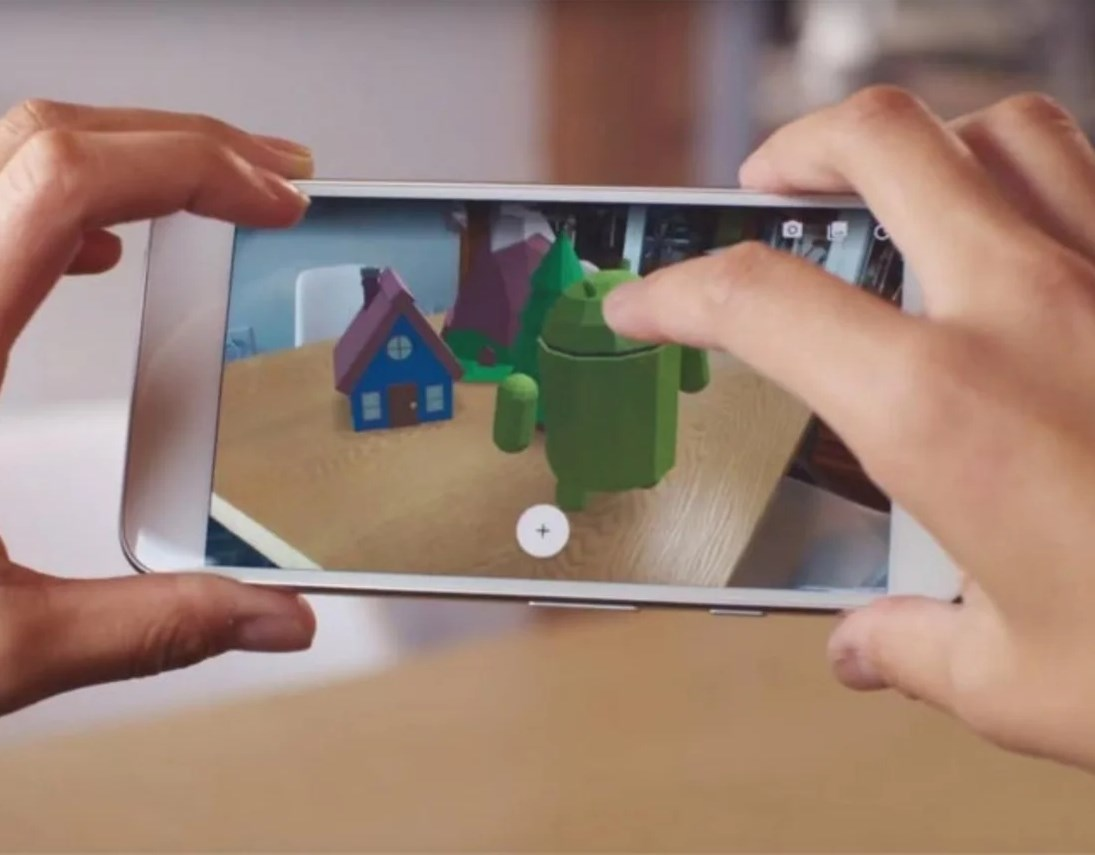 All phones compatible with ARCore Googles augmented reality for Android