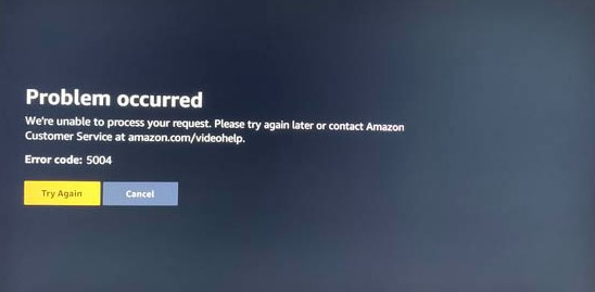 Why is Amazon Prime Video Not Working?