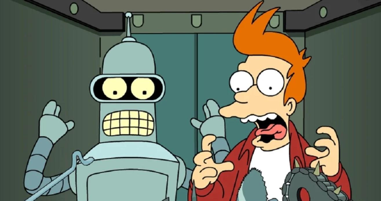 Best 8 Futurama like series to watch on Netflix