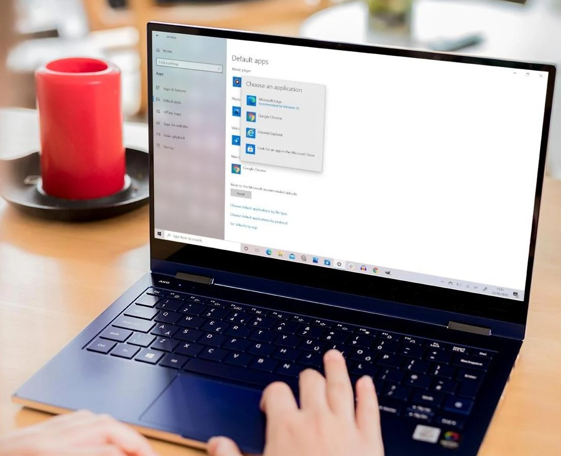 Bonus how to change the default browser on your Windows PC
