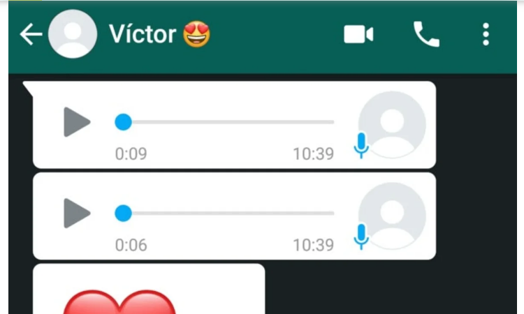 Copy and paste emojis in your contacts 1
