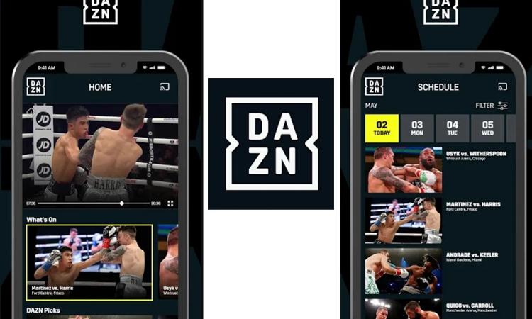 DAZN Live Sports