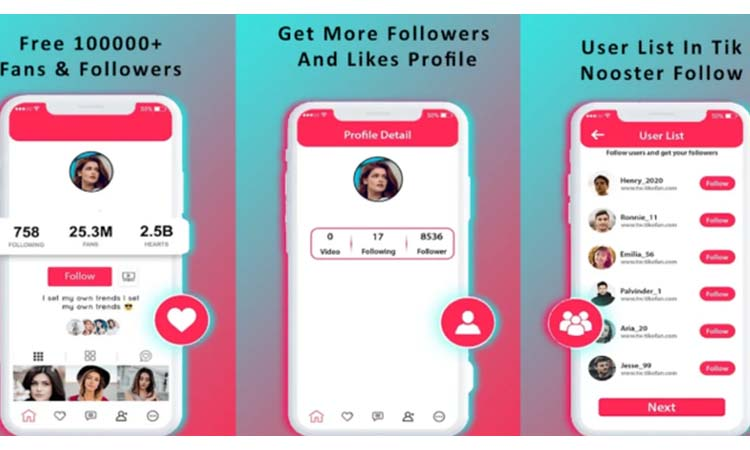 Followers and Likes For TikTok Free 2020