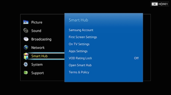 How to Connect Samsung TV to Alexa device Step 2