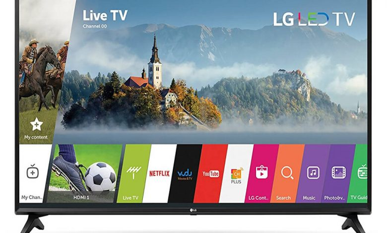 How to Reset LG TV without Remote