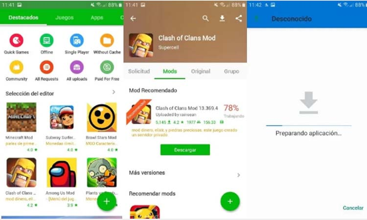 How to download modified HappyMod games and apps