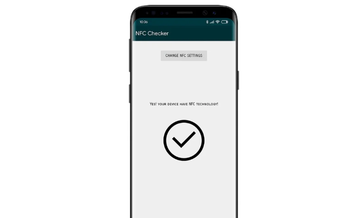 How to know if my mobile has NFC