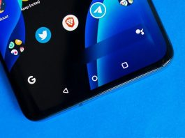 How to modify or hide the Android navigation barjpg