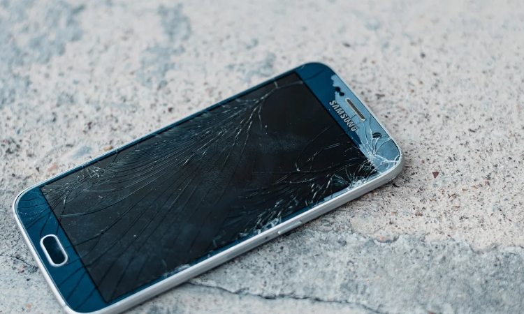 How to recover or view mobile data with a broken screen