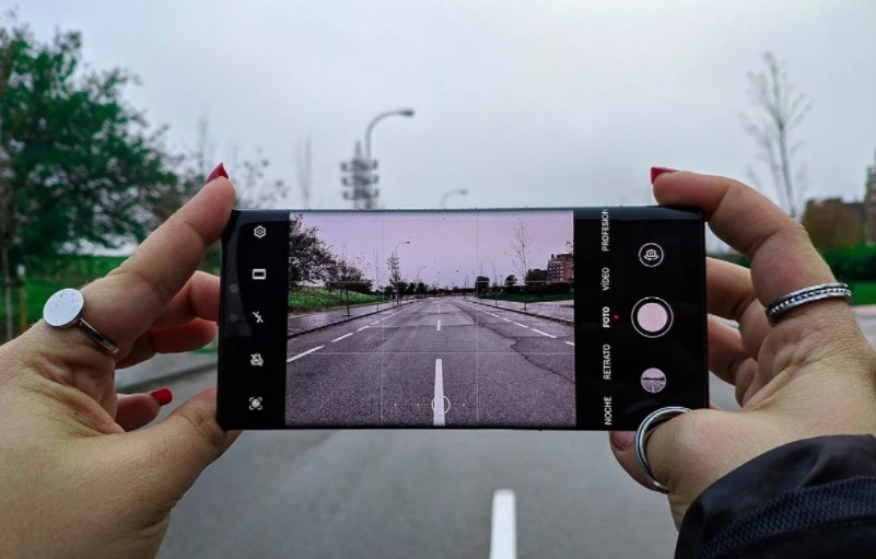 How to save the photos you take with your mobile on the microSD card
