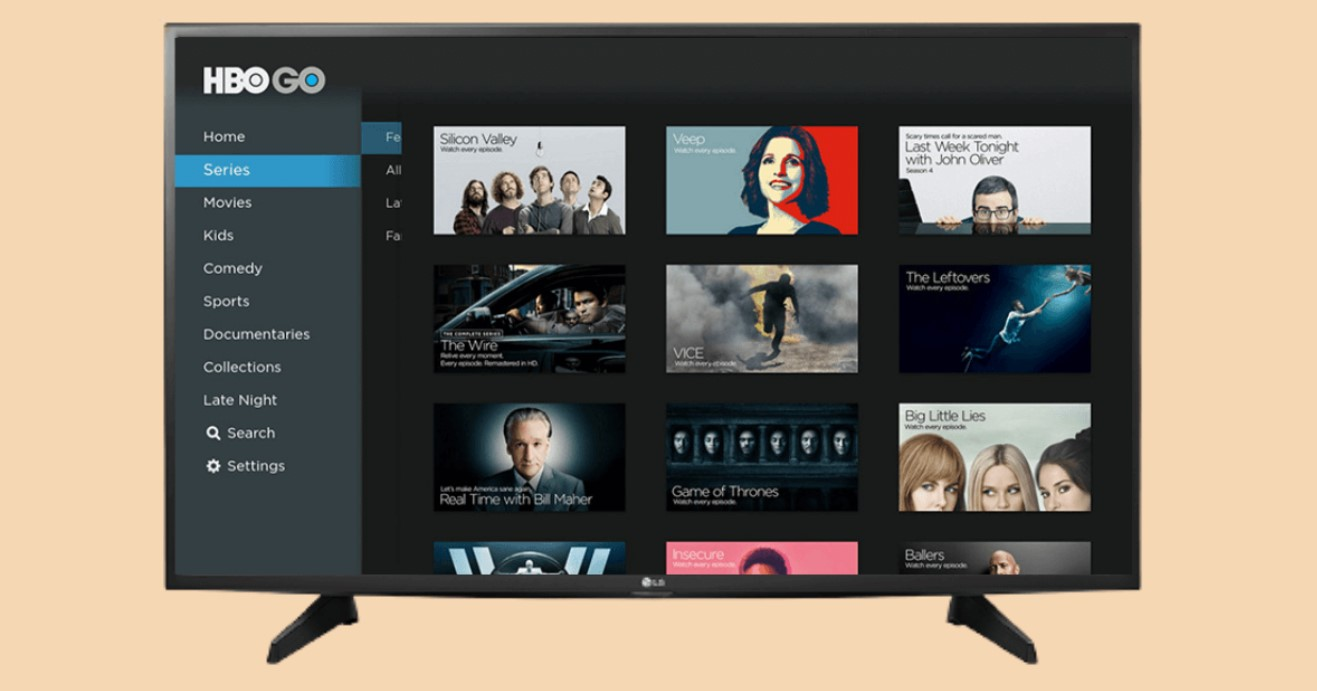 How to watch HBO on Smart TV