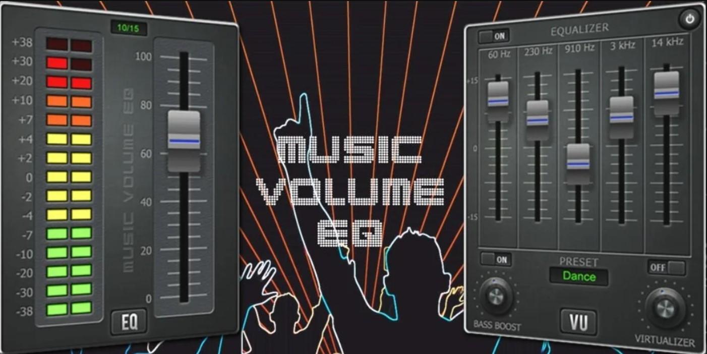 Music Volume EQ