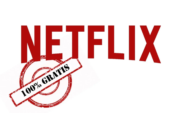 Netflix gives you a free month