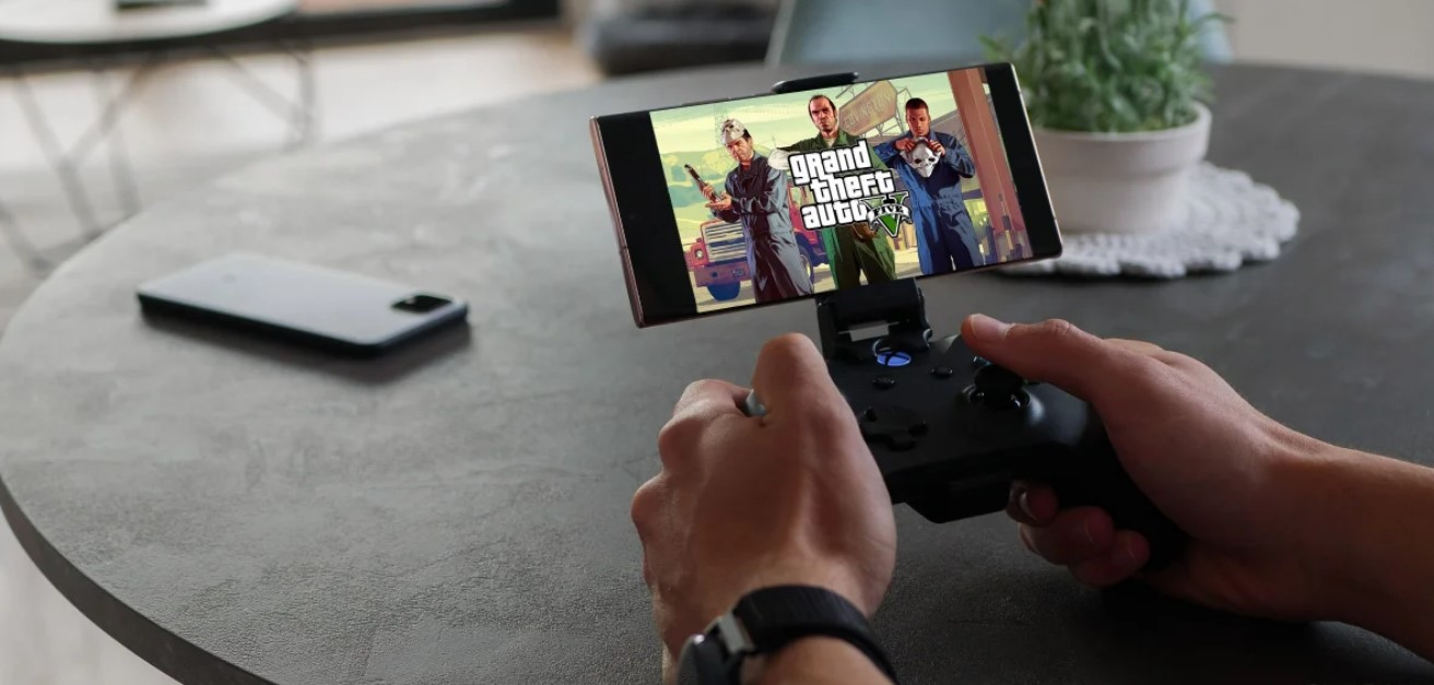 Play GTA V on Android with Xbox Game Pass