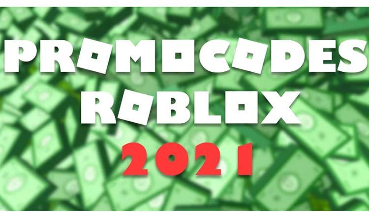 Roblox Promocodes in September 2021