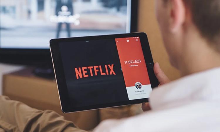 Share a Netflix account