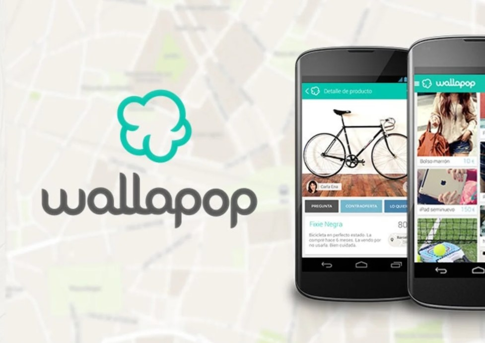 The great references Wallapop and HTCmania