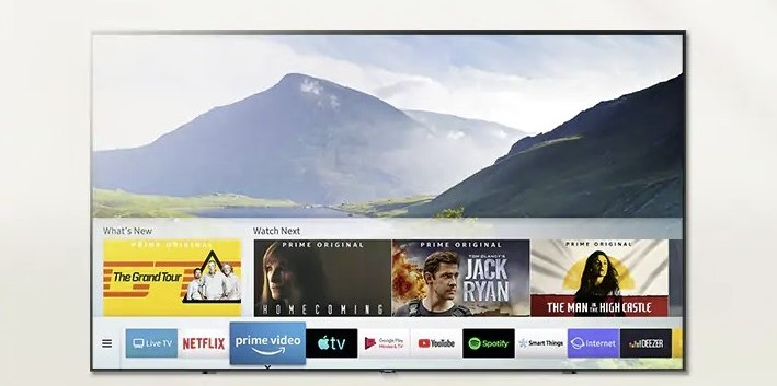 Uninstall and reinstall the Amazon Prime Video Application