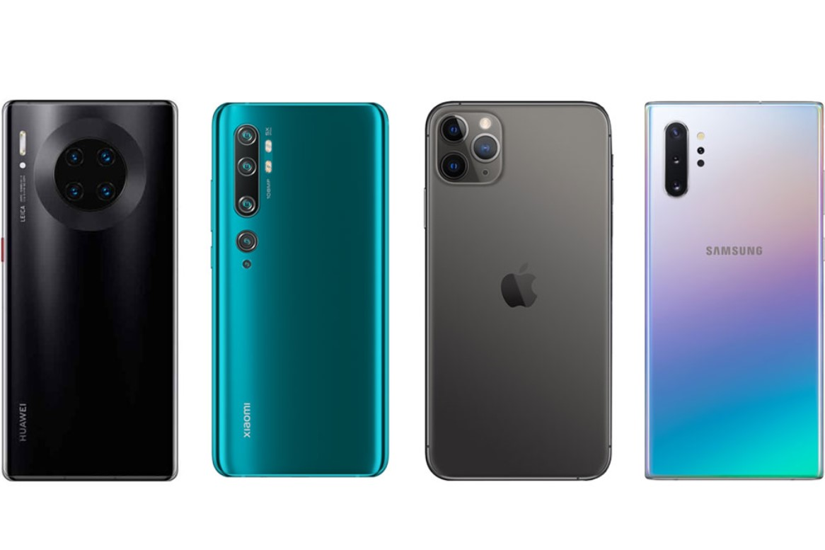 What is the best camera in a Huawei mobile