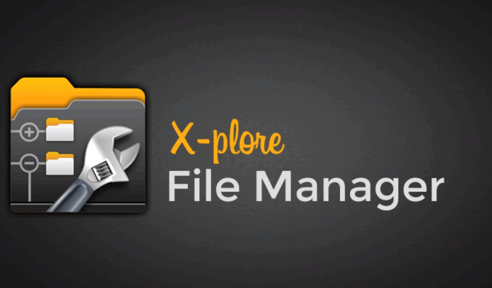 X plore File Manager