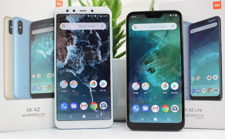 Xiaomi Mi A2 and Mi A2 Lite what are the differences1