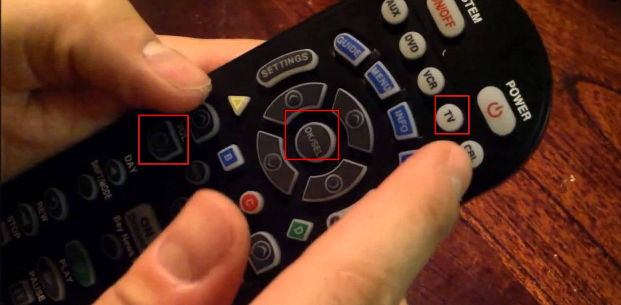 Check for Stuck Buttons